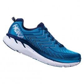Hoka Clifton 4 Diva Blue/True Blue
