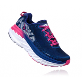 Hoka Bondi 5 Donna Blue Sprint/Surf the web
