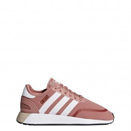 Adidas Donna Iniki Runner Cls Rosa/Bianco