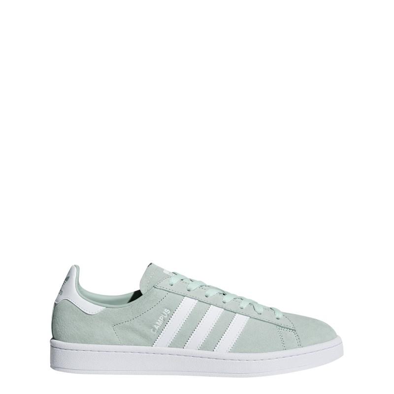Adidas Donna Campus Polvere Bianco