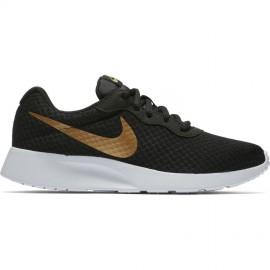 Nike Donna Tanjun Nero/Oro