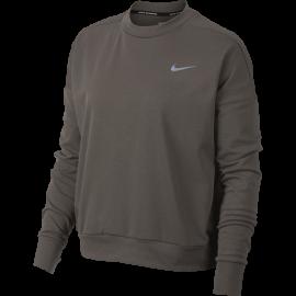 Nike T-shirt Ml Rn Therma Sphere Element Crew Donna  Ridgerock