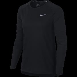 Nike T-Shirt Ml Rn Brthe Tailwind Donna Black