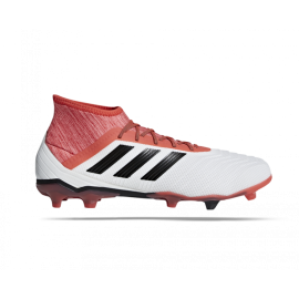 Adidas Predator 18.2 Fg White/Coral