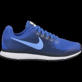 Nike Junior Zoom Pegasus 34 Gs Blu
