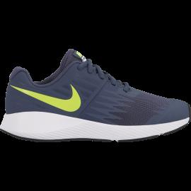 Nike Junior Star Runner Gs Blu