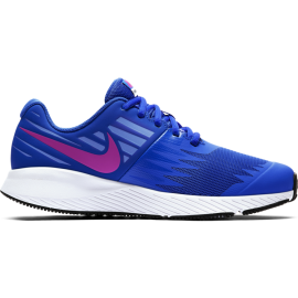 Nike Junior Star Runner Gs Blu/Rosa