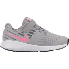 Nike Junior Star Runner Psv Grigio/Rosa