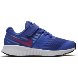 Nike Junior Star Runner Psv Blu/Rosa