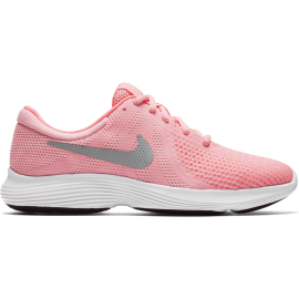 Nike Junior Revolution 4 Gs Rosa/Grigio