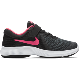 Nike Junior Revolution 4 Psv Nero/Rosa