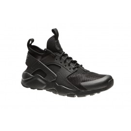 Nike Junior Air Huarache Run Ultra Gs Nero/Nero