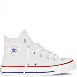 Nike Junior Canvas Core Hi Bianco
