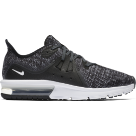 Nike Junior Air Max Sequent 3 Gs Nero/Nero
