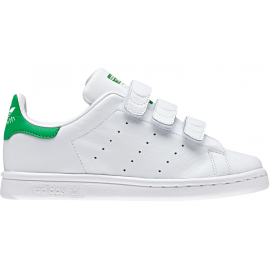 Adidas Junior Vs Adv Cl Cmf Inf Bianco/Verde