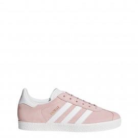 Adidas Junior Gazelle Rosa/Bianco