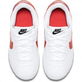Nike Bambino Cortez Basic Ps Bianco/Rosso