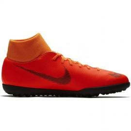 Nike Mercurial S.Flyx 6 Mid Club Arancio
