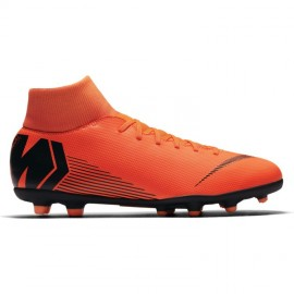 Nike Mercurial S.Fly Mid 6 Club Mg Arancio