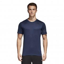 Adidas T-Shirt Mm Train Nero
