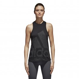 Adidas Smanicato Donna Train Nero