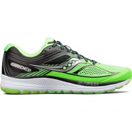 Saucony Guide 10 Slime/Black