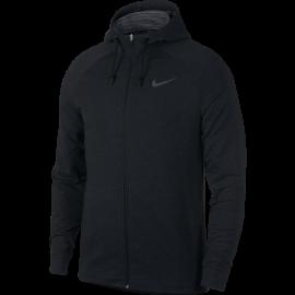 Nike Tuta Zip Train Black/White