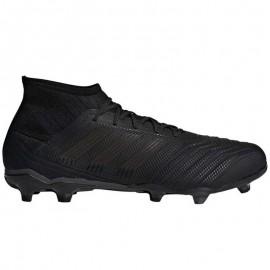 Adidas Predator 18.2 FG Black/Coral