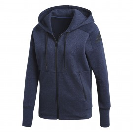 Adidas Originals Top E Hodded Donna Rsm Blu