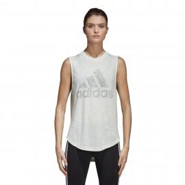 Adidas Originals T-Shirt Donna Sleeve Rsm  Verde
