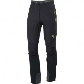 Karpos Pantalone Cevedale Nero+Karpos Green
