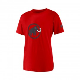 Mammut T-Shirt Logo  Lava