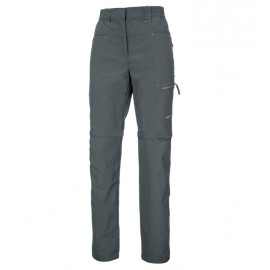 Meru Pantalone Donna Zip Off Haverlock Turb Grey