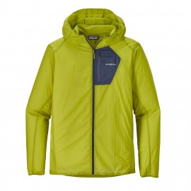 Patagonia Giacca Houdini  Light Gecko Green