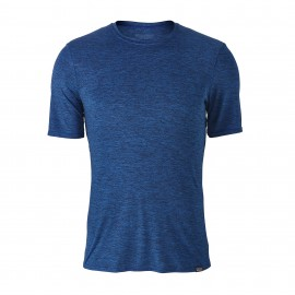 Patagonia T-Shirt Capilene Daily  Viking Blue