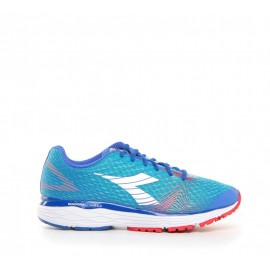 Diadora Mythos Blueshield Fly Blue Fluo/White