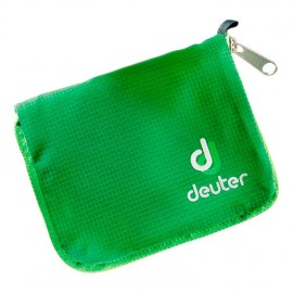 Deuter Portafoglio Zip Green