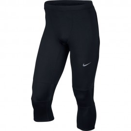 Nike 3/4 Tight Run Df Essential Black
