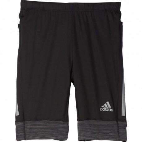 Adidas Sn Shrt Tight Black/Dgsogr