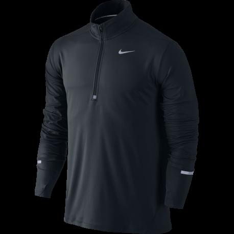 Nike Short Run Dry Fit Element Hz Nero