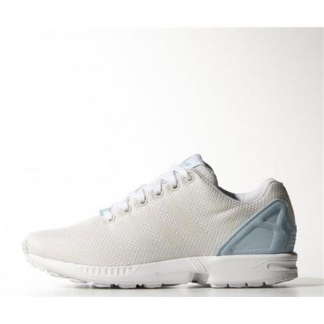 Adidas W Zx Flux Weave Bianco Donna