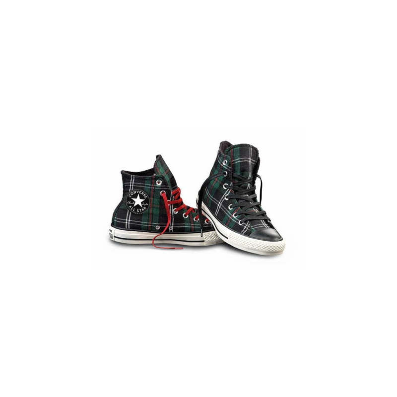 Converse W All Star Hi Textile