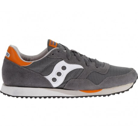 Saucony Scarpa Dxn Trainer Charcoal/Orange