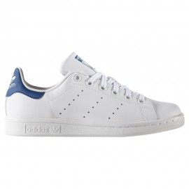 Adidas Stan Smith Bianco/Blu Bambino