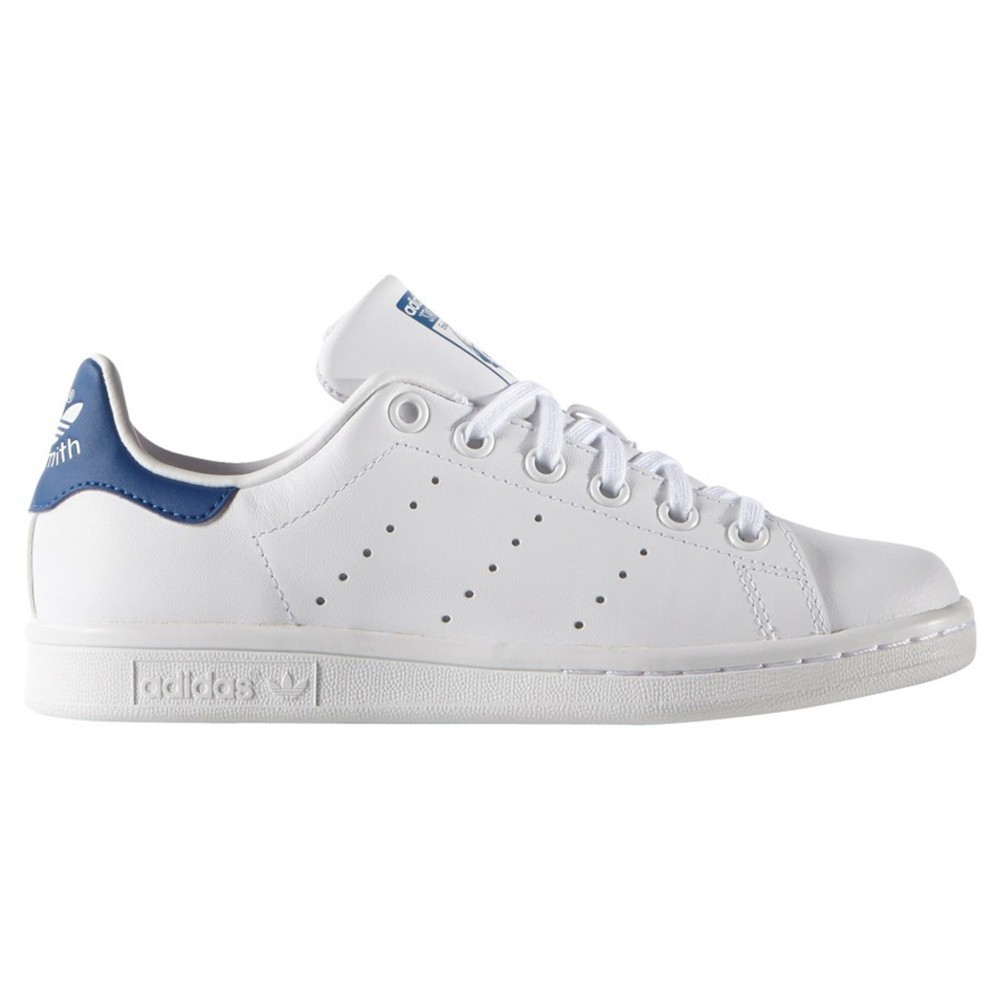 adidas stan smith bianche e blu