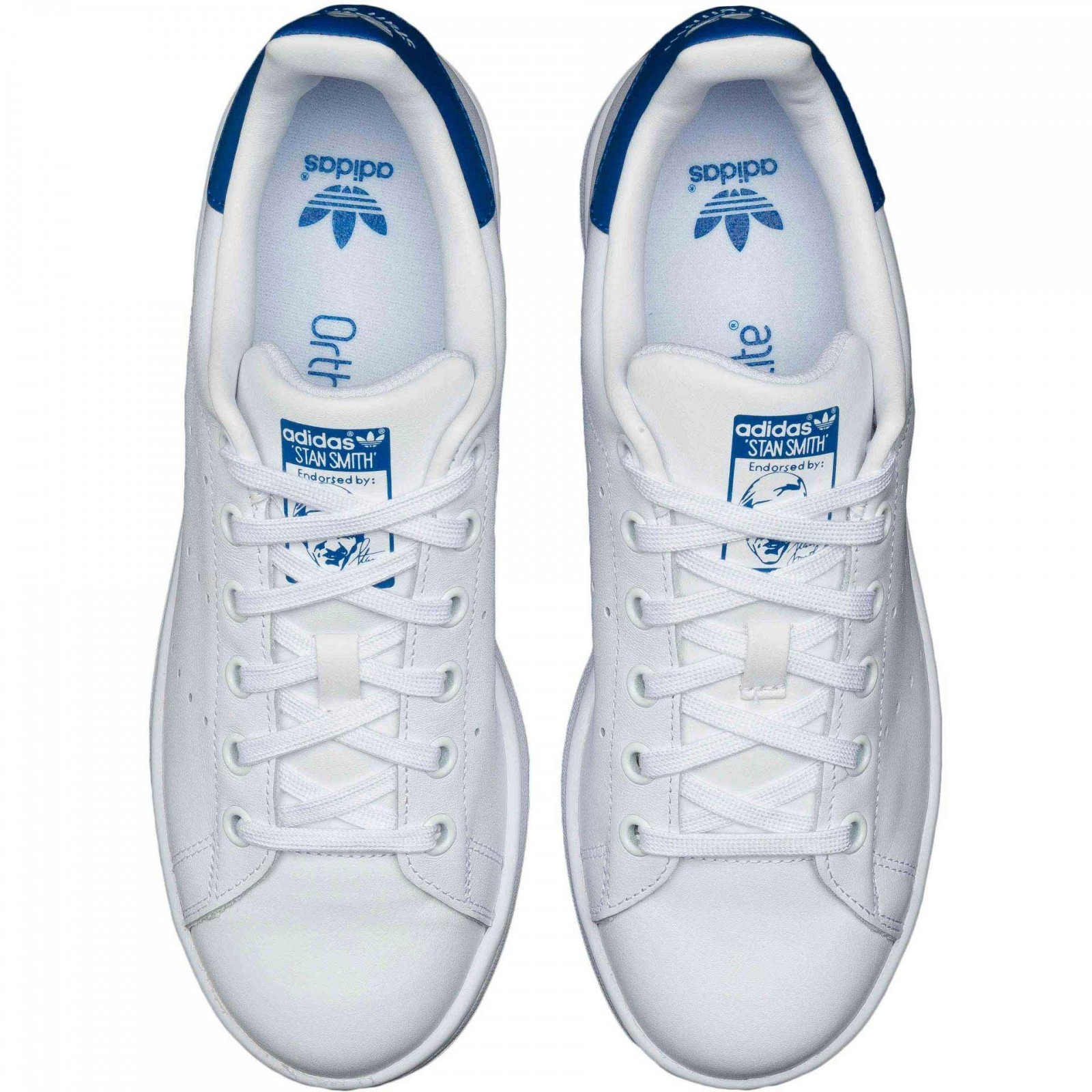 stan smith verdi o blu