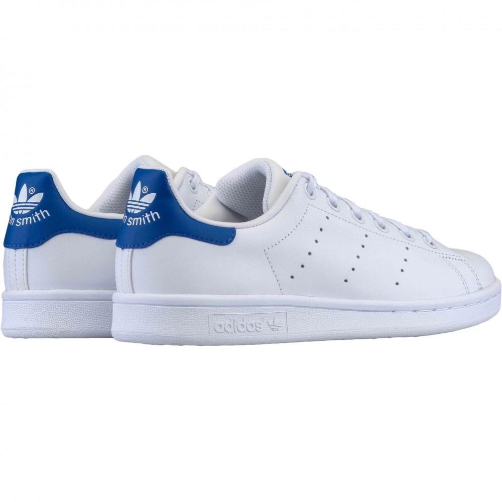 adidas stan smith blu