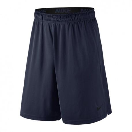 Nike Short Training Logo Blu