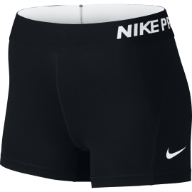 Nike Short Pro 3 Cool Nero Donna