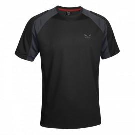Salewa T-Shirt Puez Sporty Black Out